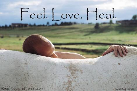 feel love heal