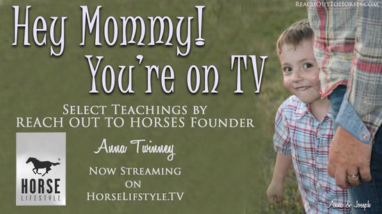 hey mommy!
