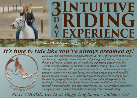 intuitive riding